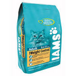 Iams Weight Control Adult Dry Cat Food