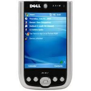 Dell Axim Pocket PC PDA