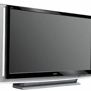 "Sony - 60"" SXRD Rear Projection Television"