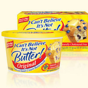 Unilever I Can't Believe It's Not Butter - Original