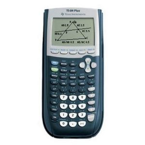 Texas Instruments - TI 84 Plus