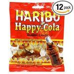 Haribo - Happy Cola Gummy Candy