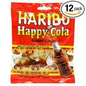 Haribo - Happy Cola Gummy Candy