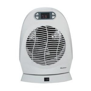 Pelonis Portable Oscillating Fan Forced Heater