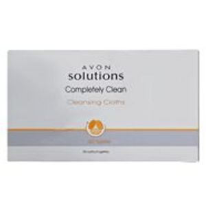 Avon Completely Clean Cleansing Cloths