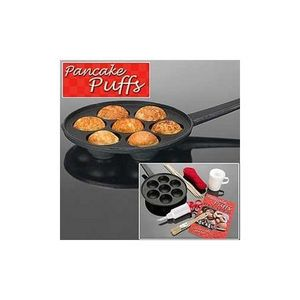 As Seen On TV Pancake Puffs Pan