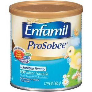 Enfamil ProSobee Soy Infant Formula