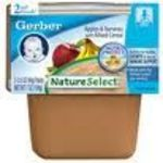 Gerber NatureSelect 2nd Foods (All varieties)