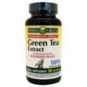 Spring Valley Green Tea Extract Capsules
