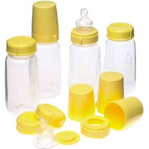 Medela Breastmilk Storage and Feeding Set