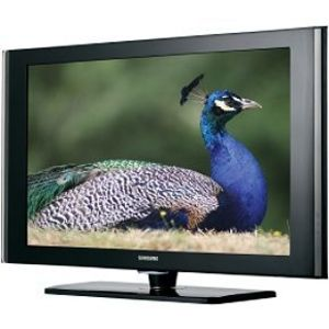 Samsung 40 in. LCD TV LN-T4071F
