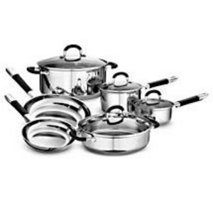 Princess House 18/10 Stainless Steel Cookware