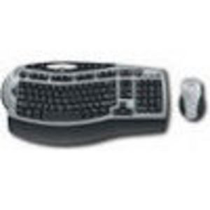 Microsoft 4000 Wireless Comfort Keyboard