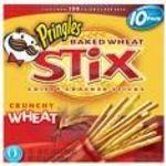 Pringles - Baked Wheat Stix Honey Butter