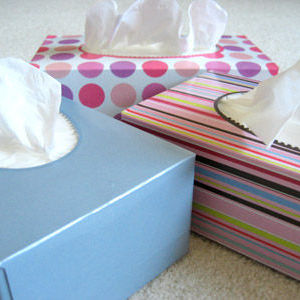 Kleenex - My Top Tissues for Sore Noses