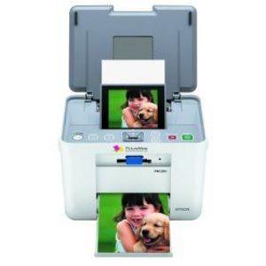 Epson PictureMate Dash PM 260 Compact Photo Inkjet Printer