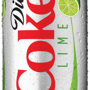 Coca-Cola - Diet Coke with Lime
