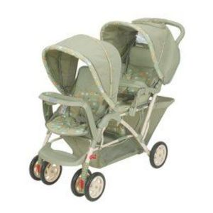 Graco DuoGlider - Jungle Adventure Stroller