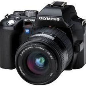 Olympus - E-500
