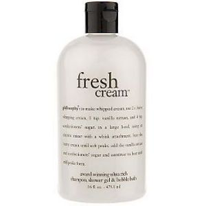 Philosophy Fresh Cream 3-in-1 Bodywash