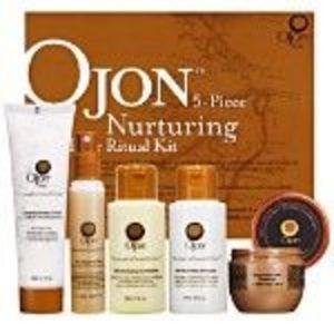 Ojon SWA Liquid Hair Building 4-step Ritual Kit