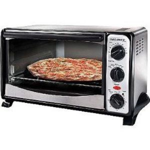 Euro Pro 6 Slice Convection Toaster Oven To289n3 Reviews