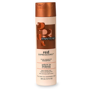 Pantene Pro-V Red Expressions Color Enhancing Shampoo