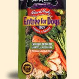 Three Dog Bakery Natural Meals Entree for Dogs