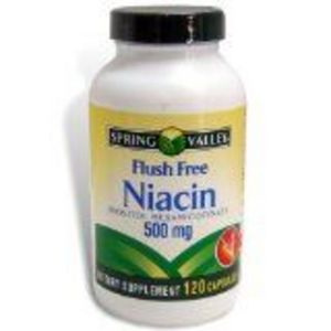 Spring Valley Flush Free Niacin