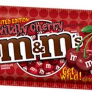 Mars - M&M's Wildly Cherry