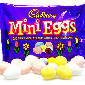 Cadbury - Mini Eggs