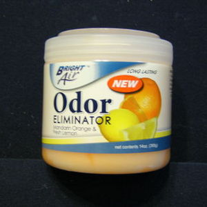 Bright Air Odor Eliminator Mandarin Orange And Fresh Lemon