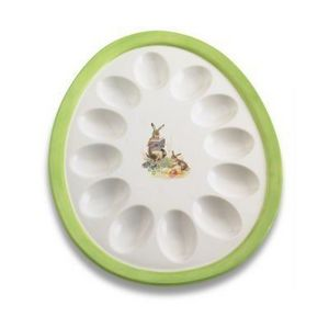 Williams-Sonoma Nostalgic Easter Deviled Egg Platter