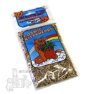 Cosmic Kittyherbs Cat Grass
