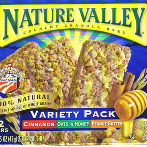 General Mills - Nature Valley Crunchy Granola Bars