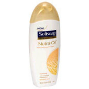 Softsoap Nutra Oil Moisturizing Body Wash