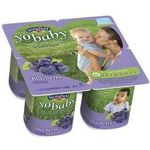 Stonyfield Farms Organic YoBaby Yogurt