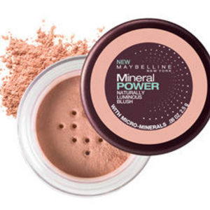 Maybelline Mineral Power Naturally Luminous Blush - All Shades