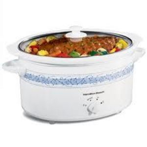 Hamilton Beach Meal Maker 7-Quart Slow Cooker