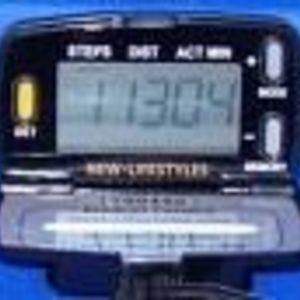 New Lifestyles NL-1000 Pedometer