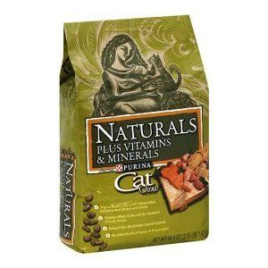 Purina Naturals Cat Food Not As Good As