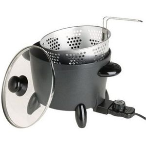 Presto Multi-Cooker Fryer and Steamer
