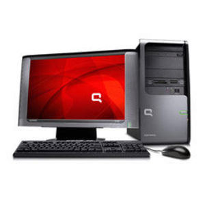 Compaq Presario desktop computer