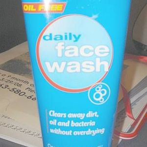 CVS Daily Face Wash
