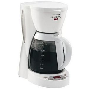Black & Decker SmartBrew Plus12-Cup Coffee Maker