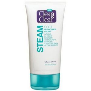 Clean & Clear Steam Soft In-shower Facial