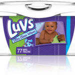 Luvs Ultra Clean Baby Wipes