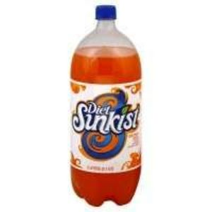 Sunkist - Diet Orange Soda