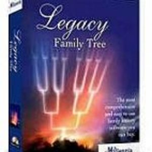 Millenia Legacy 6.0 Family Tree Standard Edition