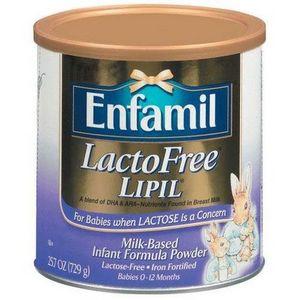 Enfamil LactoFree Lipil Infant Formula